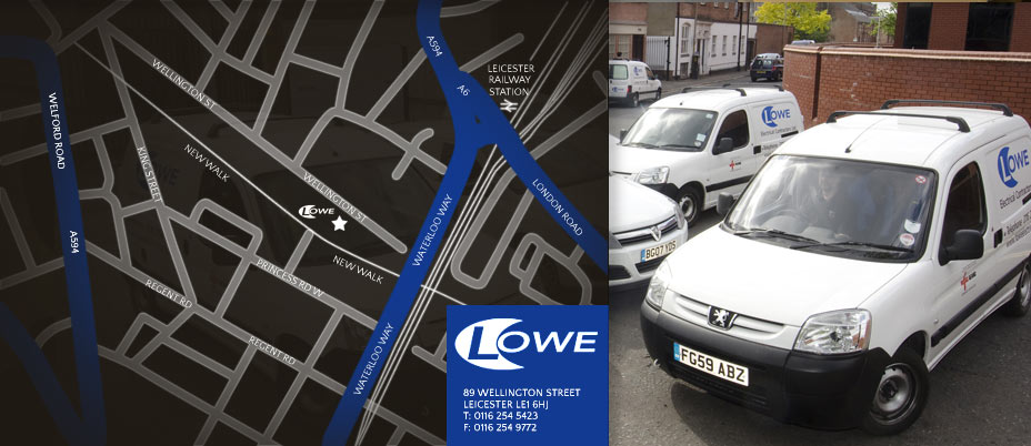 contact lowe electrical